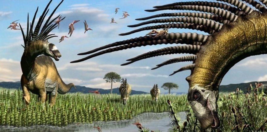 dinosaure patagonie bajadasaurus