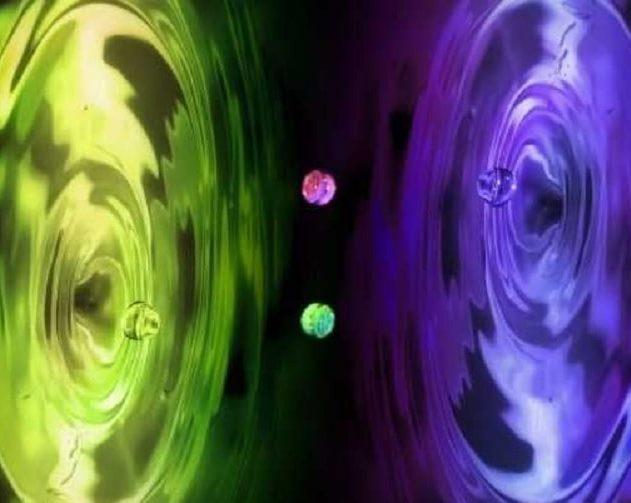 matiere particules miroir