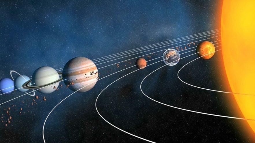 objet systeme solaire