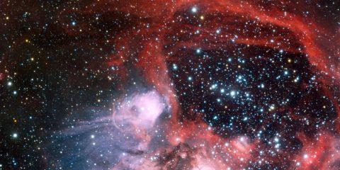 superbulle etoiles supernova