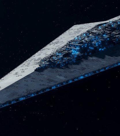 vaisseau spatial star destroyer voyage interstellaire exploration spatiale espace star wars