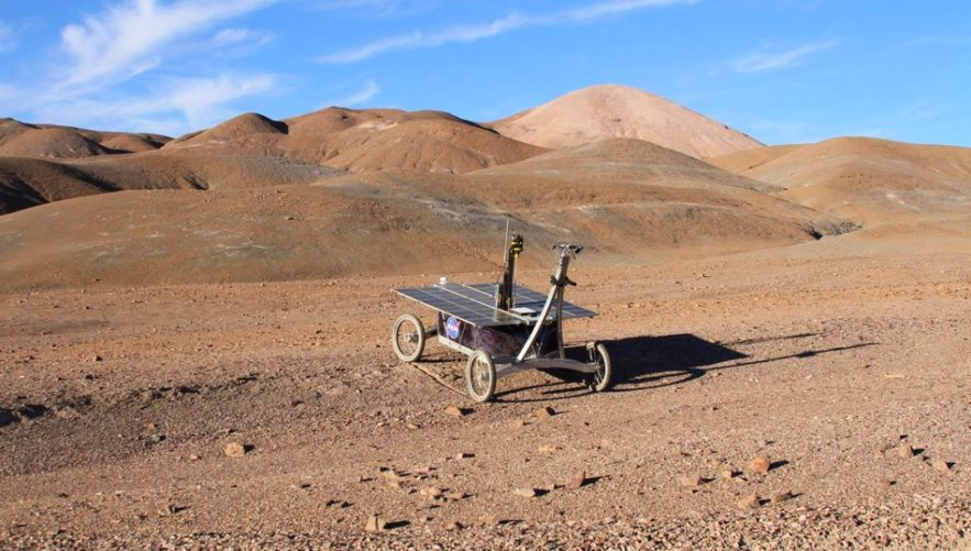 desert chili atacama mars martienne vie extraterrestre exploration spatiale