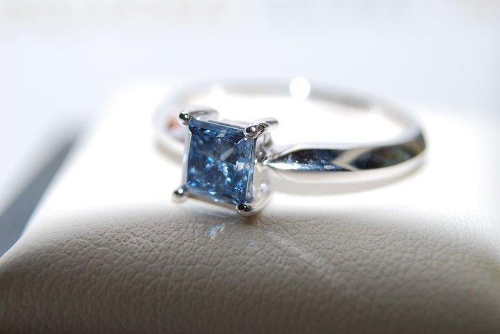 diamant mort anneau