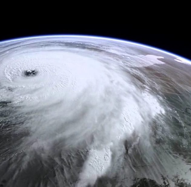 hypercyclone tempete terre