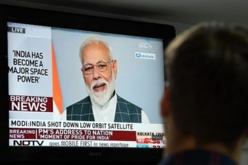 inde satellite destruction