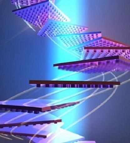 levitation propulsion photonique