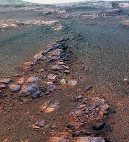 NASA Rover Curiosity Mars