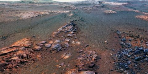NASA Rover Curiosity Mars