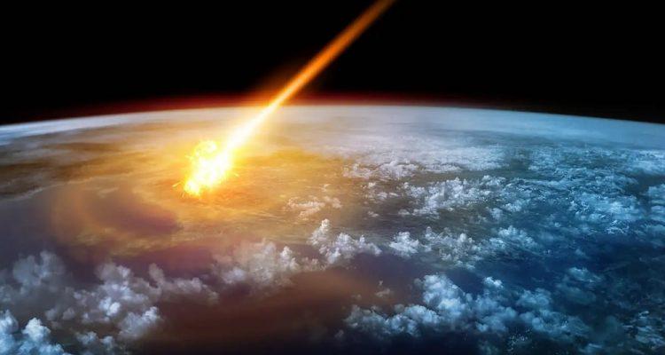meteore atmosphere terre