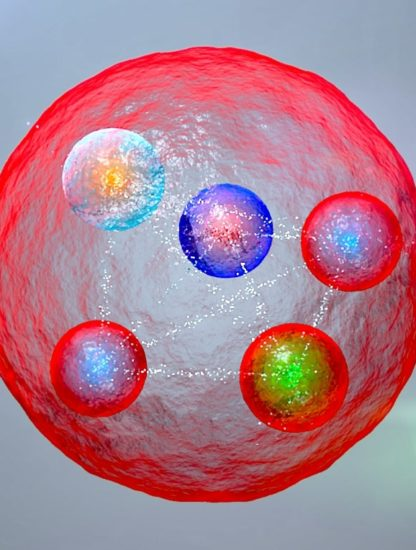nouvelle particule 5 quarks pentaquark decouverte lhc