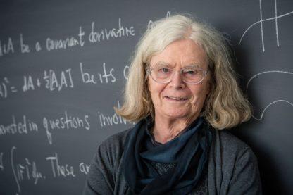 mathematiques prix abel maths femme