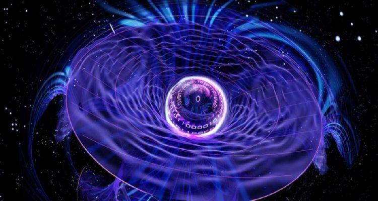 qubits trou noir