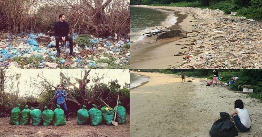 dechet trashday challenge environnement