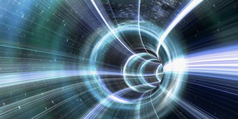 tunnel effet tunneling electron particules atomes vitesse lumiere physique qunatique