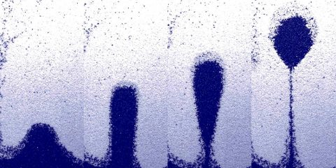 developpement bulles sable