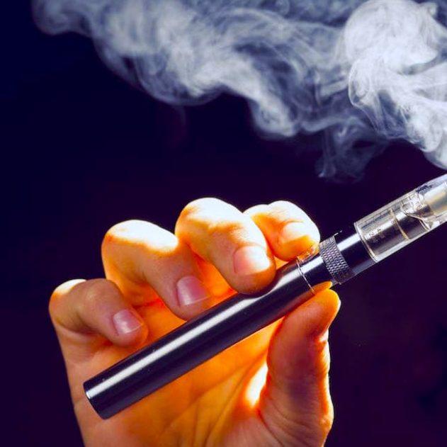 e-cigarette contaminants biologiques