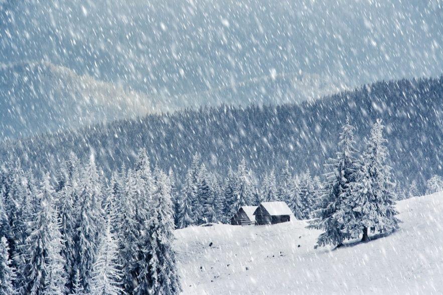 energie chutes neige