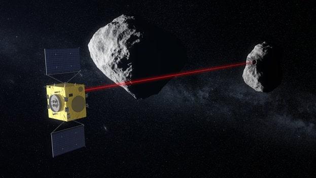 hera esa asteroides