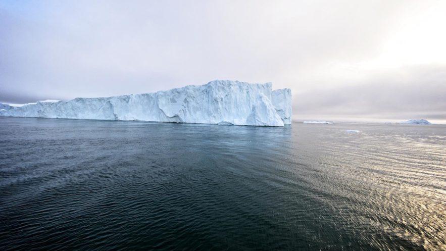 ocean arctique virus atmosphere
