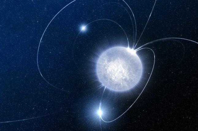 pulsar etoile neutron