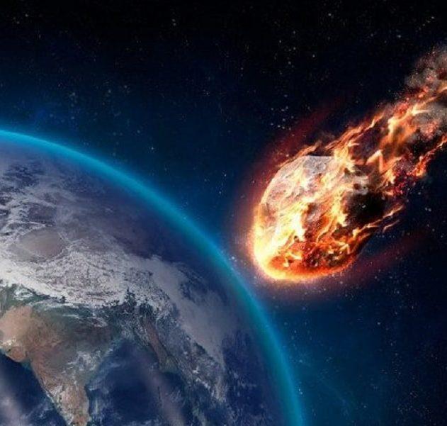 scenario impact asteroide