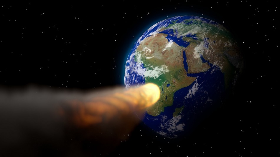 asteroide terre