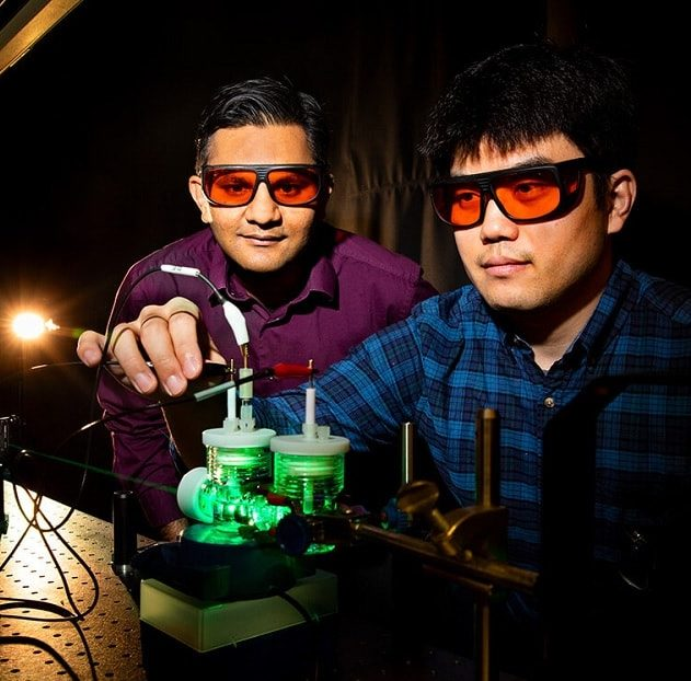carburant liquide photosynthese artificielle