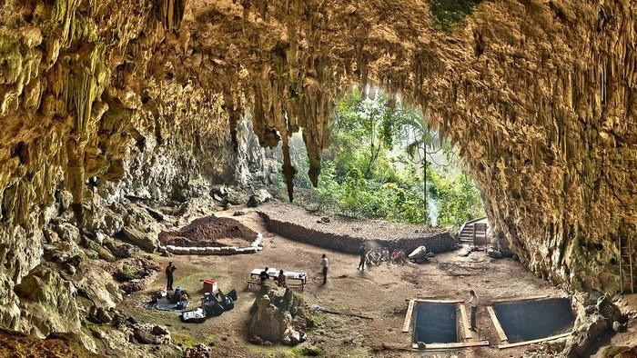 caverne hobbit