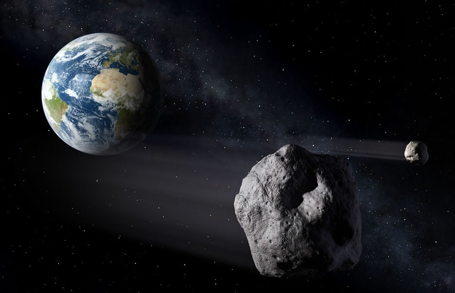 chine mission asteroide