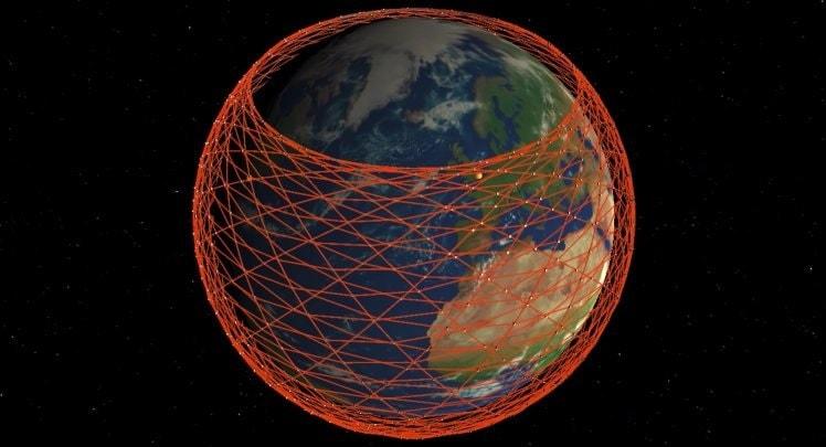 constellation satellites starlink