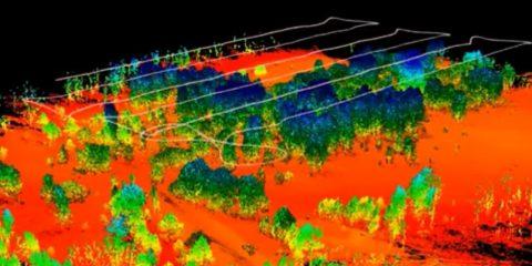 drone tchernobyl radioactivite