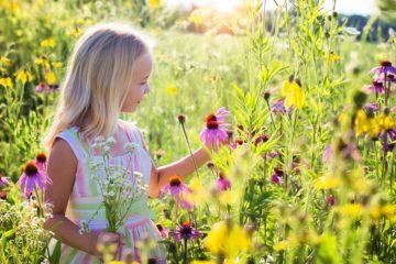 nature enfant depression enfance