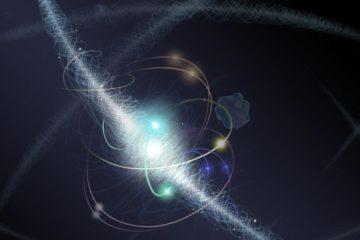 forme geometrie electron