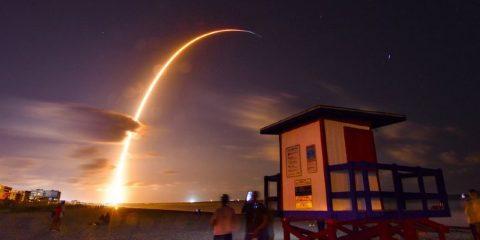 fusee cap canaveral
