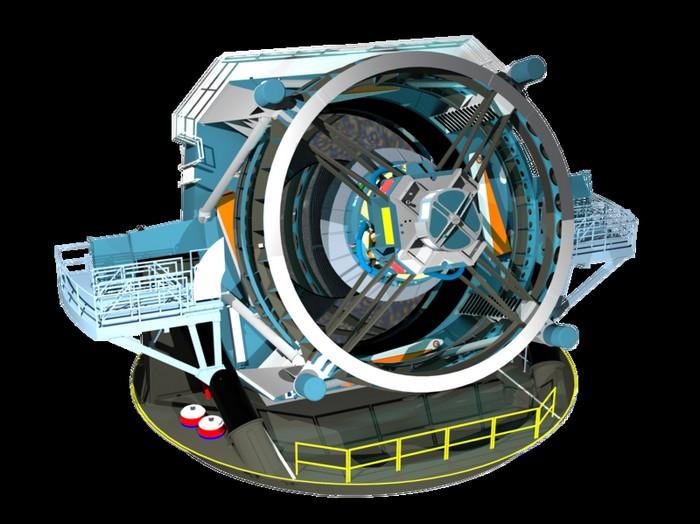 lsst telescope