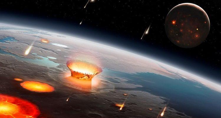 meteorites matiere extraterrestre