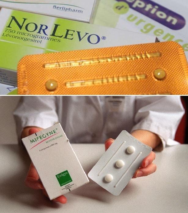 pilule lendemain abortive