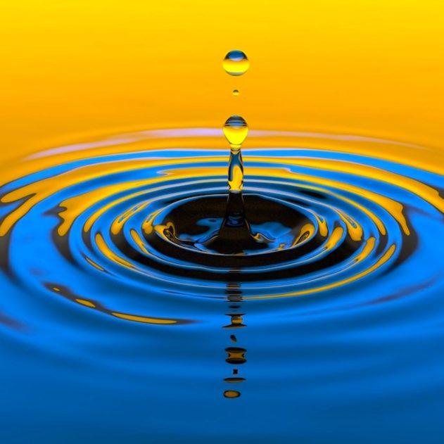 propagation son eau