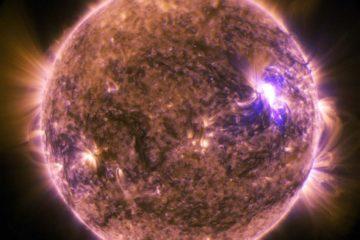 soleil plasma