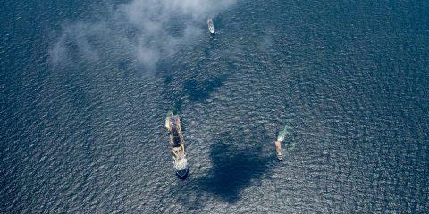 bateau petrole