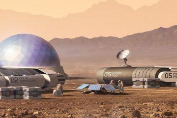 technologie oxygene mars