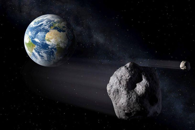 asteroide terre heurter planete nasa eso