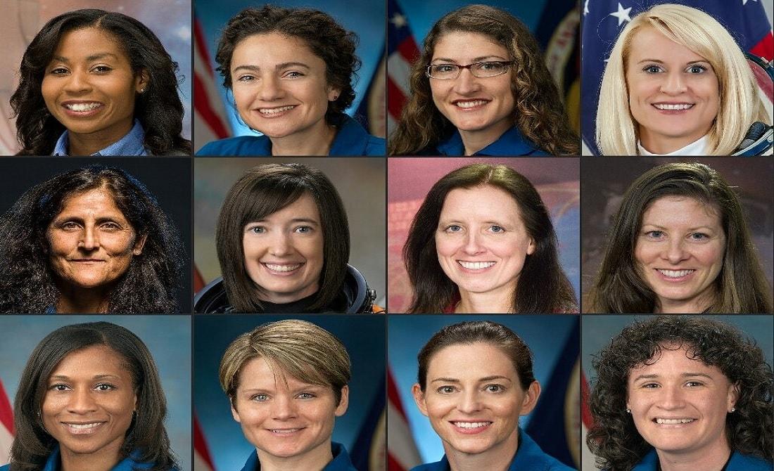 astronautes femmes artemis