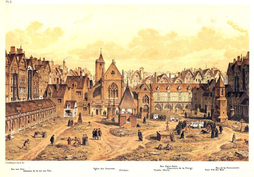 cimetiere innocents 1550 hoffbauer
