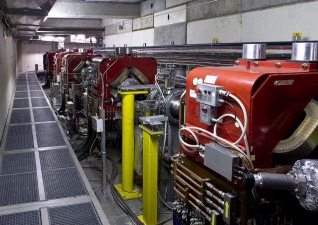 decelerateur antiprotons