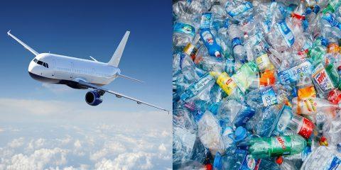 dechets plastiques carbureacteur