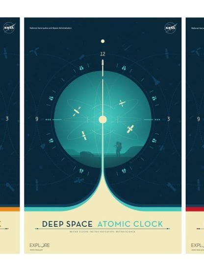 deep space atomic clock