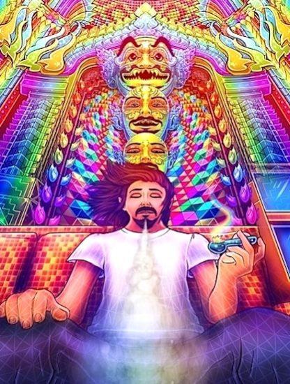 dmt hallucinogene decouverte dans cerveaux mammiferes