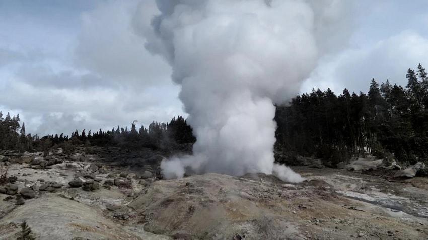geyser panache