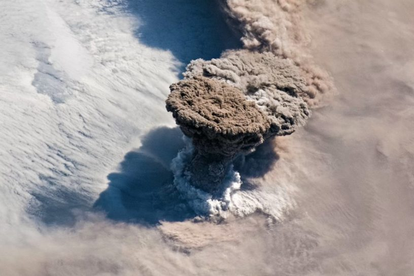 volcan panache